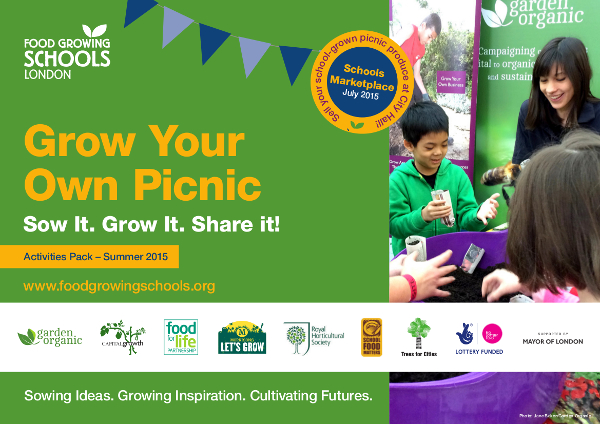 Grow Your Own Picnic 2015