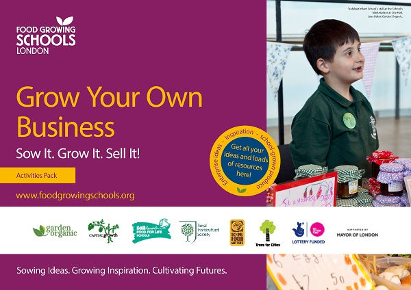 Grow Your Own Business 2016 Frontpage