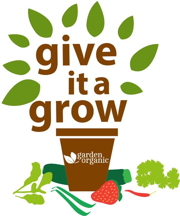 Give it a Grow logo_Garden Organic