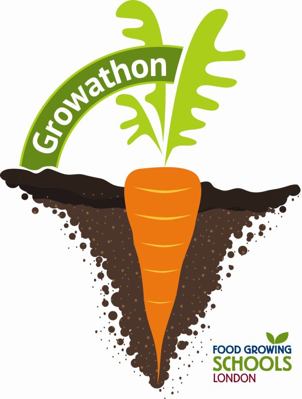 Growathon logo