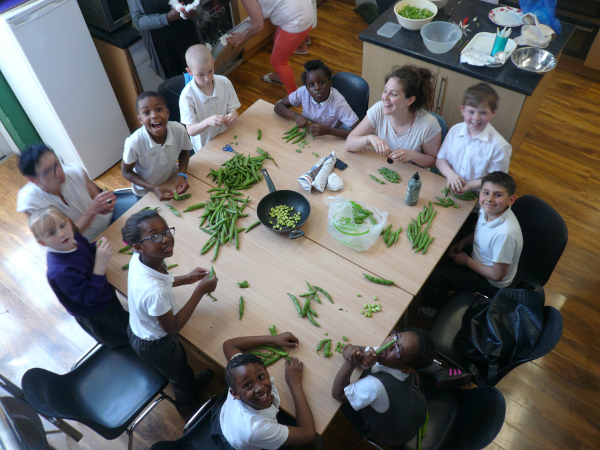 Brunswick Park School_GYOP2015 competition winners